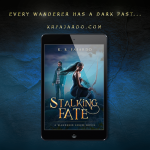 stalking fate, fate, novels, shifter novels