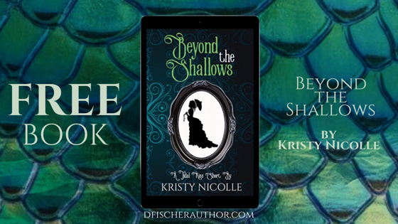 Free fantasy book, Kristy Nicolle, tidal kiss, mermaid books