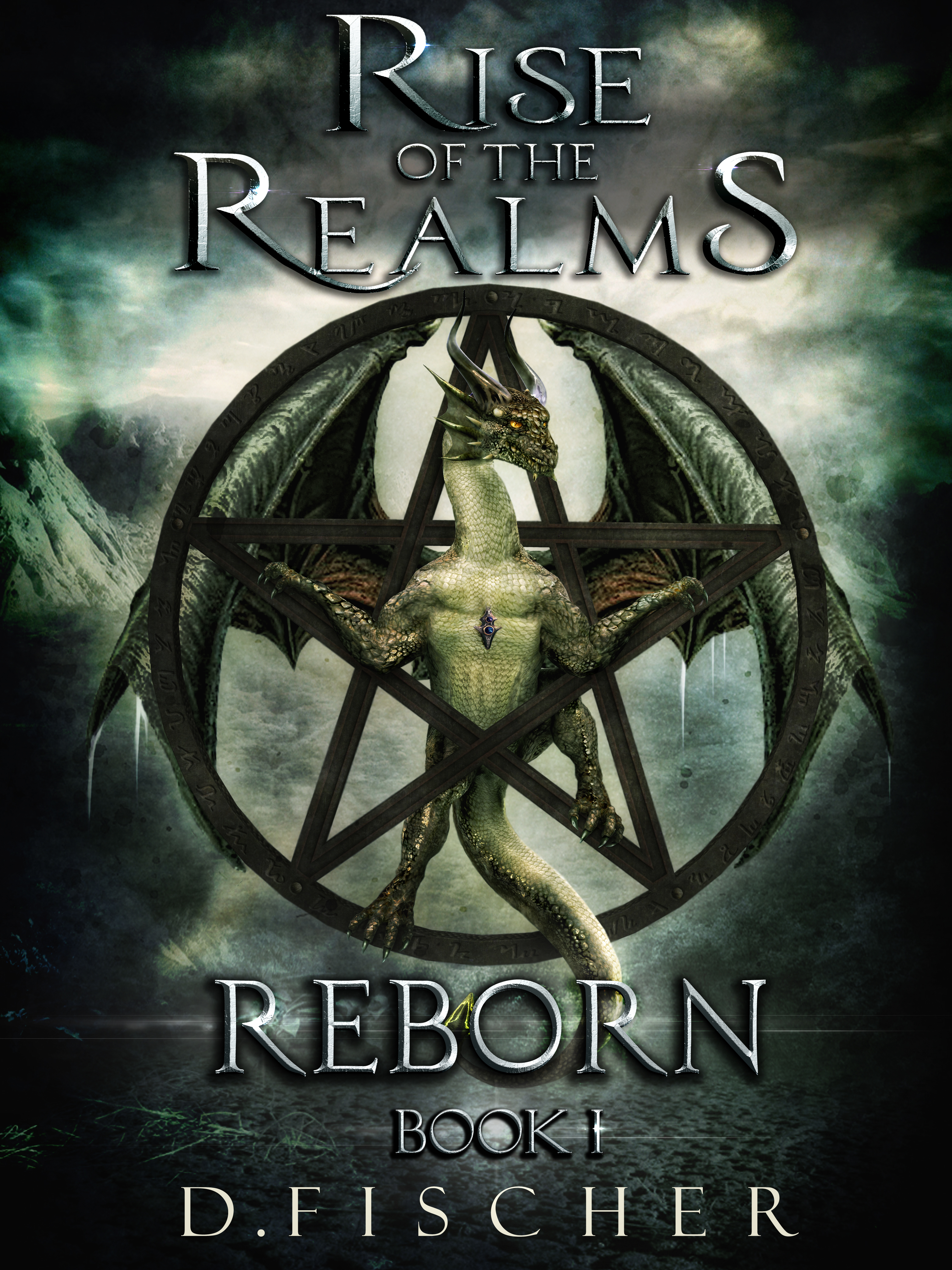 Rise of the Realms, a Dark Fantasy, Epic Fantasy, and Dark Fantasy Horror Series by D. Fischer