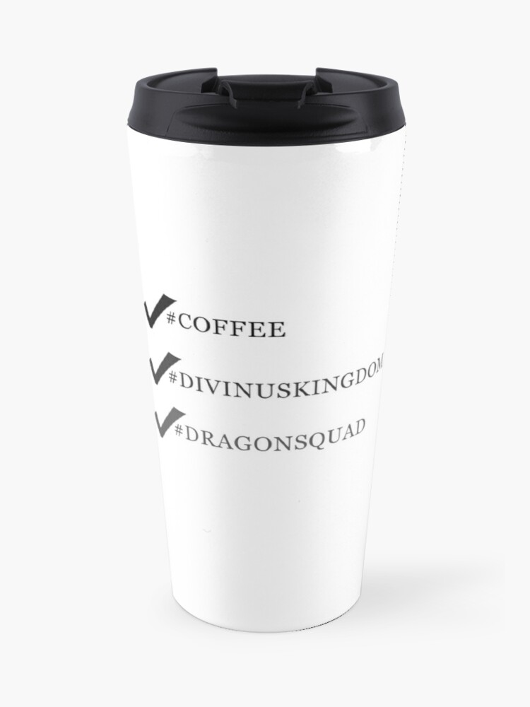 Divinus Kingdom Travel Mug