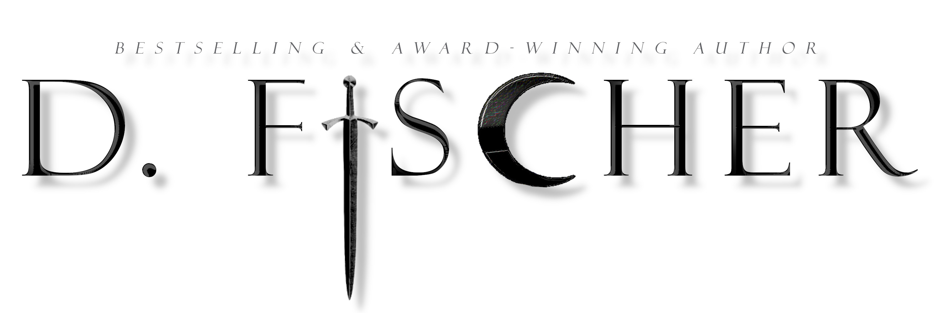 D. Fischer Author, bestselling epic fantasy and paranormal romance author