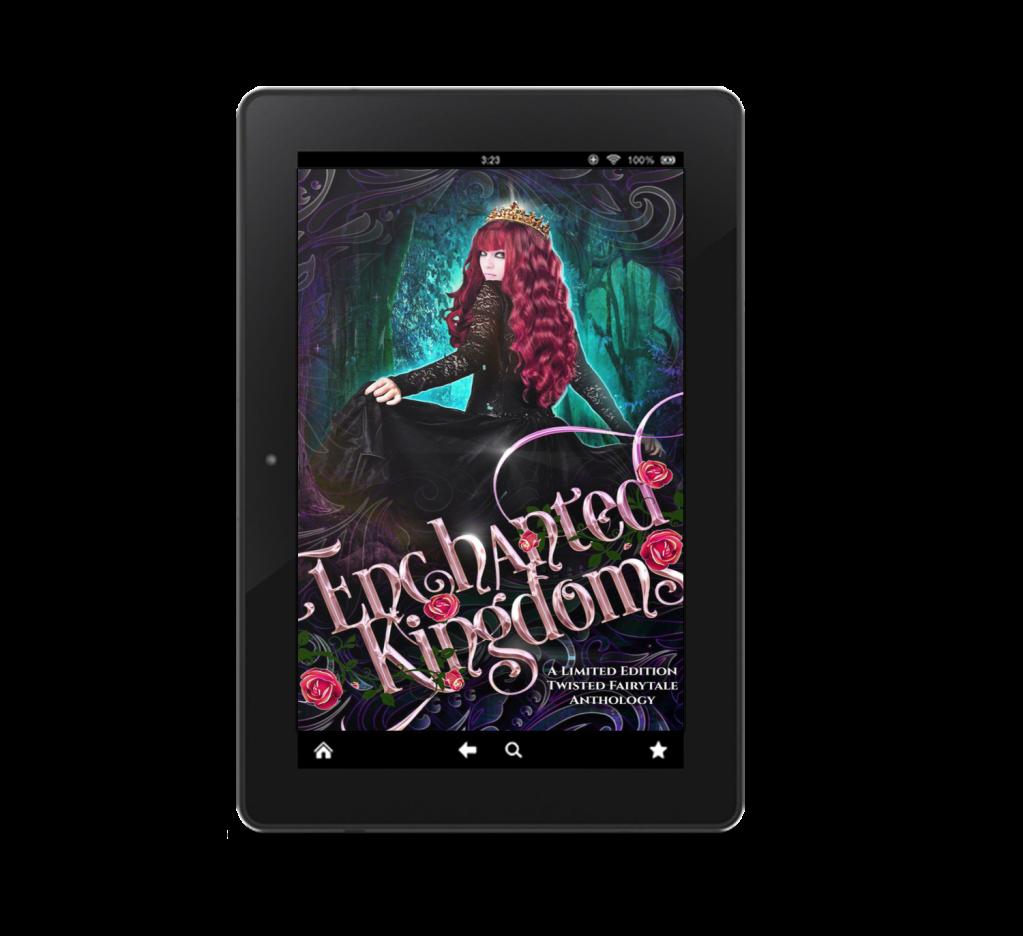 Enchanted Kingdoms, charity books, fantasy books, 2021 fantasy books