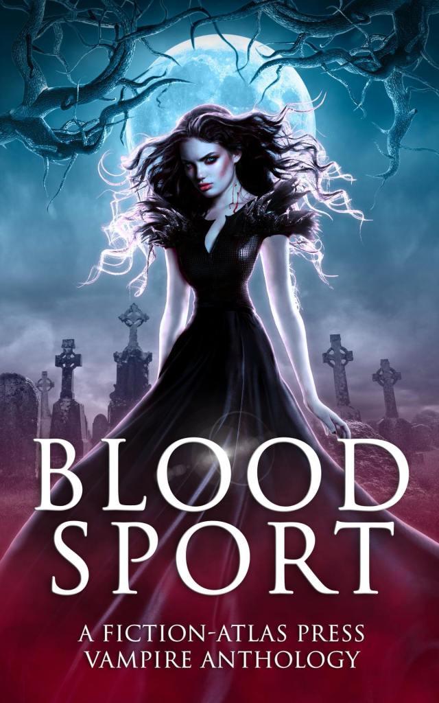 Blood Sport, a fiction atlas vampire anthology